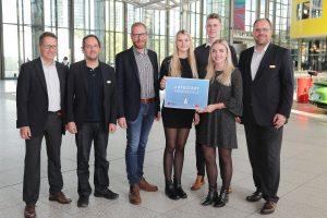 Read more about the article Zum ersten Mal: BBS Lingen Wirtschaft Partnerschule der Autostadt Wolfsburg