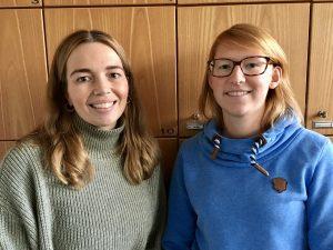 Read more about the article Parallelen nicht nur in Mathe: Unsere Referendarinnen Julia Schockemöhle und Franziska Stephan