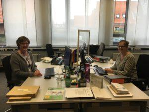 Neue Schulsekretärin mit BBS-Vergangenheit: Sandra Lux