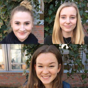 Erstes Schulpraktikum für drei Lehramts-Studentinnen
