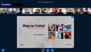 """Lebendige Zeitgeschichte : DDR-Workshops """"Wege zur Freiheit"""""""