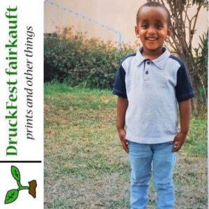 Cent-Stücke: Aktion unserer BRW-Schülerfirma für ihr Patenkind Kaleab aus Athiopien