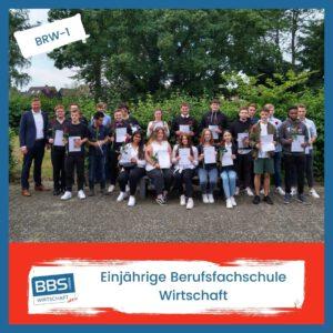 Read more about the article Abschluss der Höheren Handelsschule