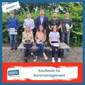 Read more about the article Kaufleute für Büromanagement: Abschluss