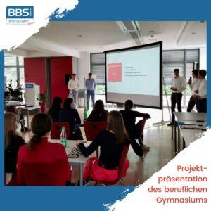 Read more about the article Projekte in der 12 des Beruflichen Gymnasiums