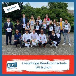"""Read more about the article """"Wie beim Bachelor!"""": Abschluss in der Zweijährigen Berufsfachschule"""