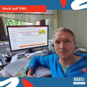 Read more about the article Herr Bensmann macht Bock auf VWL