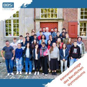 Read more about the article Einmal mehr: Superviel Spaß gemacht – Kennenlerntage der BG-11er