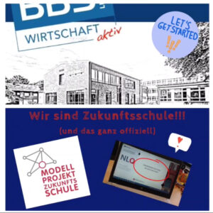 Read more about the article Wir sind Zukunftsschule!